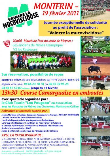Montfrin samedi 19 février 2011