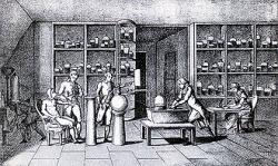 Les expériences de Lavoisier sur la respiration humaine