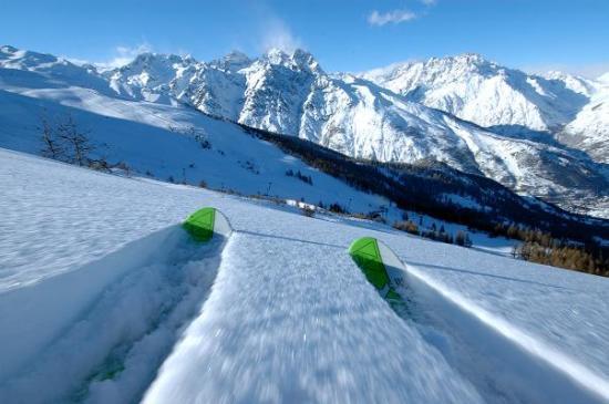 Ski Pays des écrins