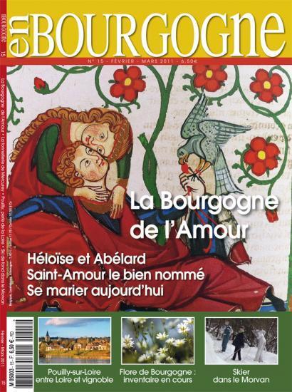 Le n°15 du magazine En Bourgogne vient de sortir