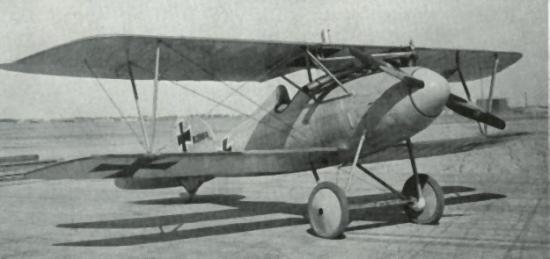 Albatros D V