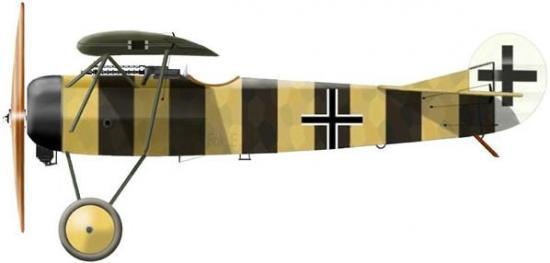 Fokker E V