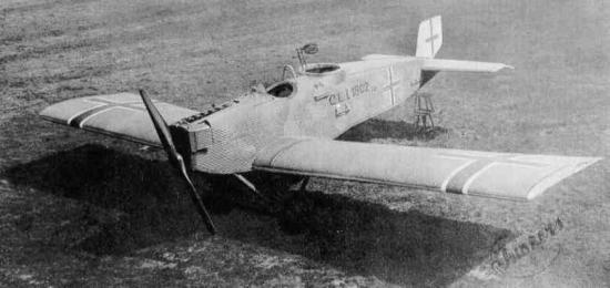 Junkers CL I