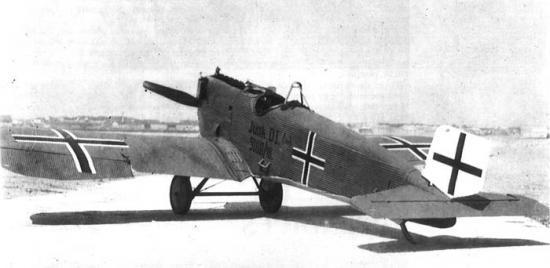 Junkers D I
