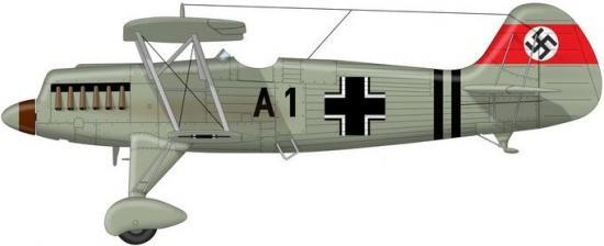 Heinkel He 51 A
