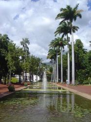 Le Jardin de l'Etat Saint-Denis