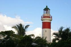 Le phare de Sainte-Suzanne