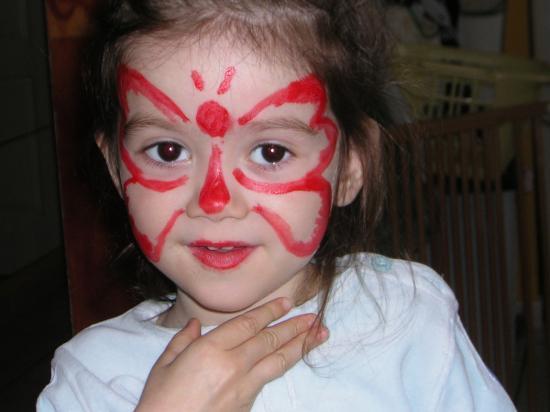 Maquillage de papillon - Photo de maquillage ...