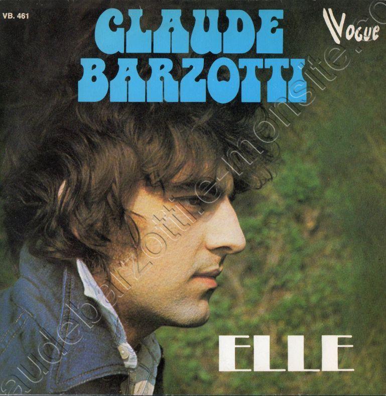 45 tours Elle / Elle était belle 1976