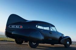"""La 402 """"Andreau"""" , résultat d'une étude aérodynamique de 1938"""