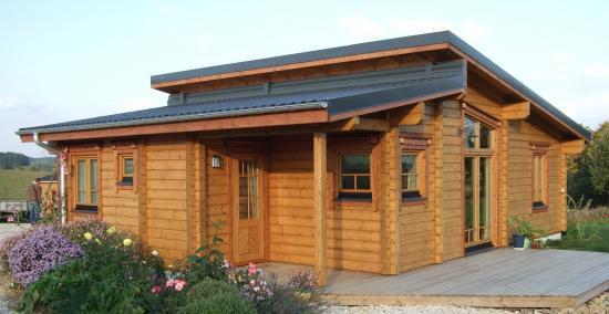 Comp tences maison en bois massif for Constructeur de maison en bois massif