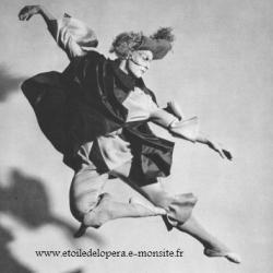 """Peter van Dyk dans """"Ombres Lunaires"""""""