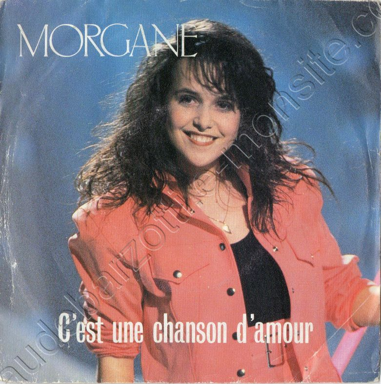 45 Tours Morgane