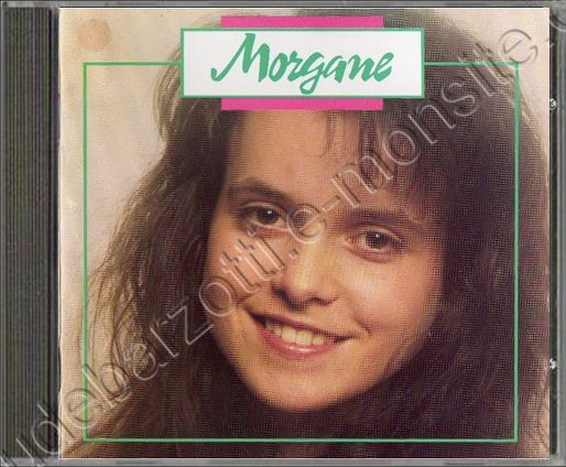 CD album Morgane