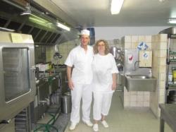 Personnel de cuisine