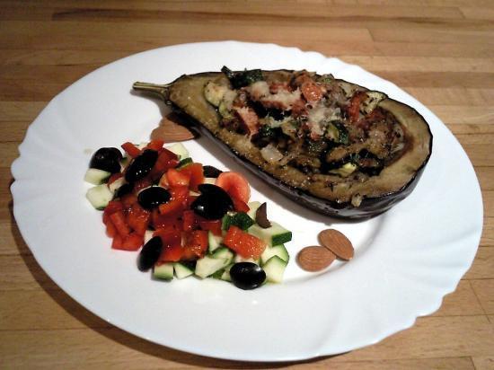 L'aubergine des gastronomes