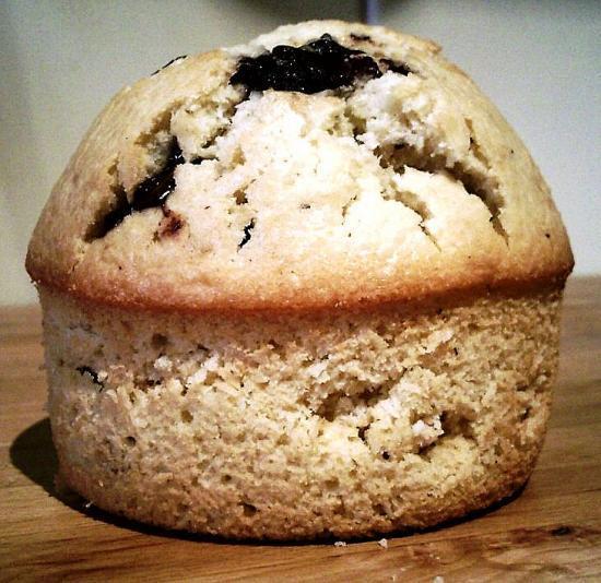Muffin Choco-Coco