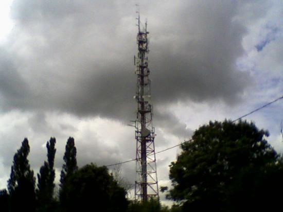 Pylône Télédiffusion De France