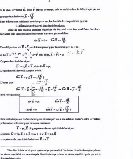 Texte équations de Maxwell 5