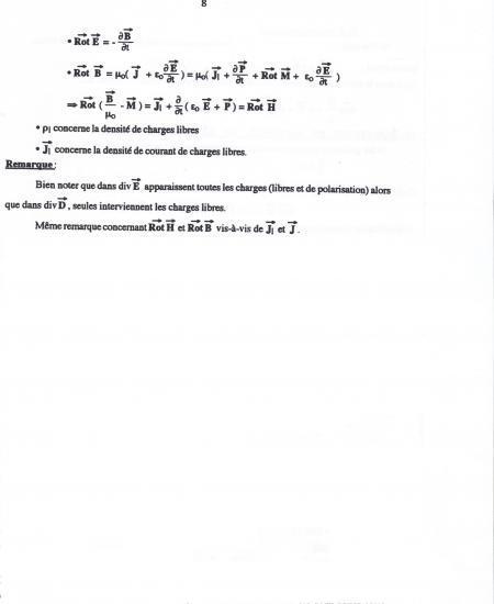 Texte équations de Maxwell 8