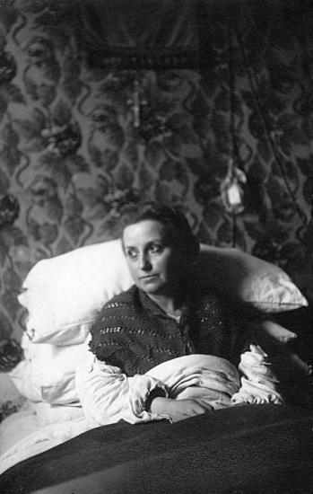 Maria Valtorta en 1943 (46 ans) au moment de ses visions