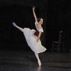 Dorothée Gilbert dans Paquita