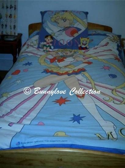 Sailor moon toys collection chambre bedroom for Housse de couette toy story