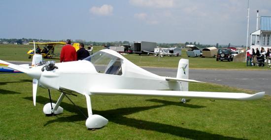 construction avion en bois