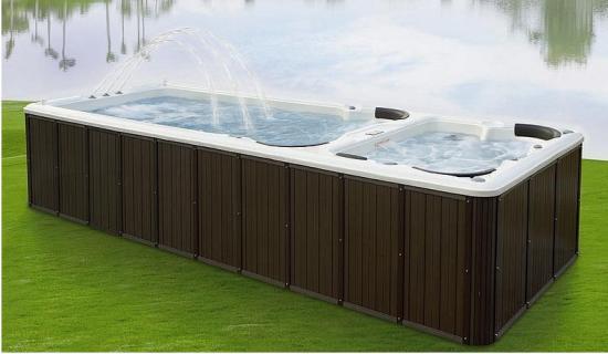 Nos spas de nage - Temperature ideale salon ...