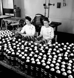 Travail des femmes en usine pendant la Première Guerre mondiale