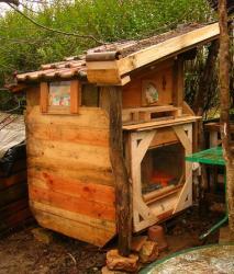 nouvelle cabane