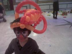 chapeau ballon