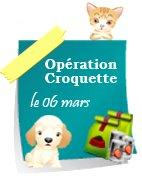 Opération croquette 6 mars 2011