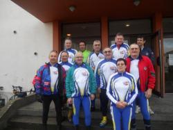 Nos amis cyclos de Castelnau d'Aude, merci à Mr ANDRIEU