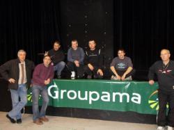 Groupama: notre sponsor