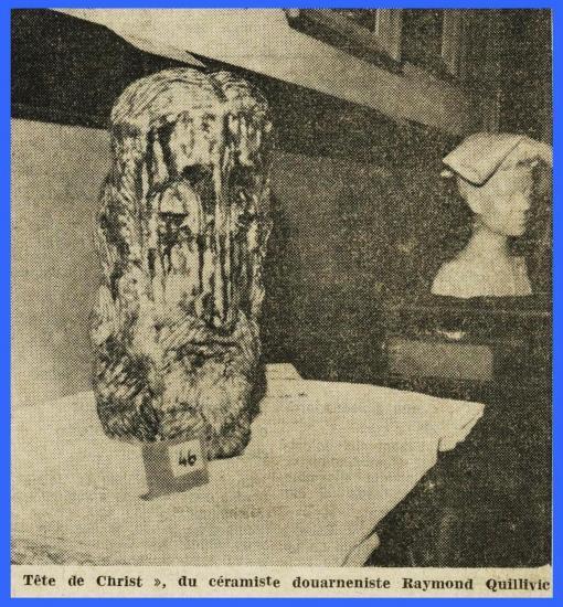 (Coupure de presse du Télégramme1971)
