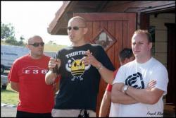 Sébastien, Jean Baptiste et Timothée / Juges du Drift Challenge 2010.