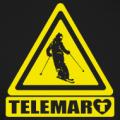 Panneau telemarkeur en fakie