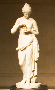 Psyche of Antonio Canova