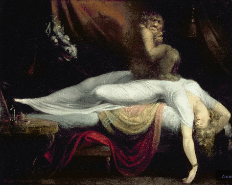 The Nightmare of Henry Fuseli