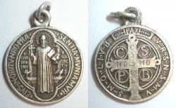 Médaille St Benoit