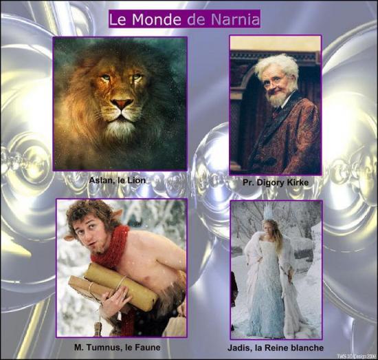 le monde de narnia livre pdf