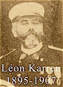 Léon Karren 1895 - 1907