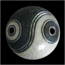 Boîte sphère yin et yang