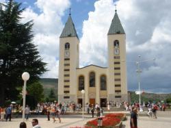 Eglise Saint Jacques de Medjugorje