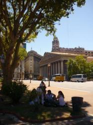 Plaza 25 de Mayo - BsAs