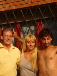 Jorge, Claudia y Maxi - BsAs
