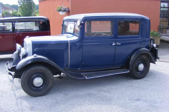 renault monaquatre 1932