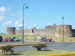 fort San Felipe à Puerto Plata
