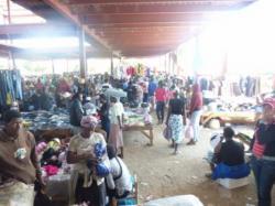 le marché de Dajabon